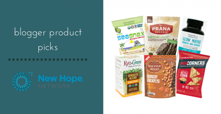 bloggers sample natural products