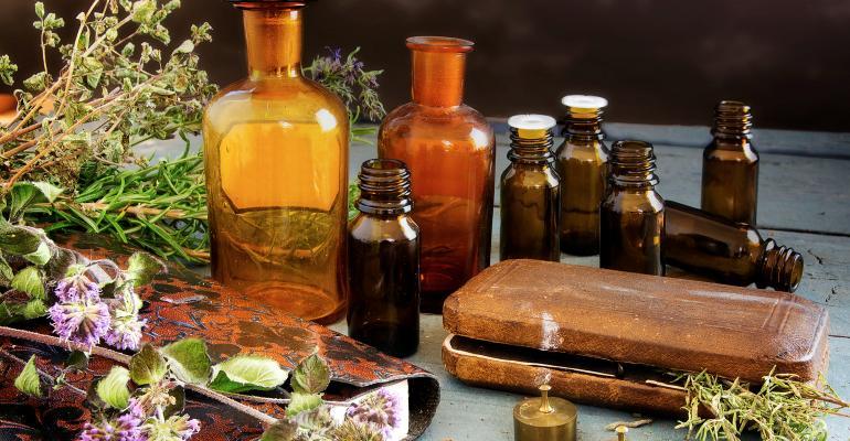 Business of supplements herbal botanical liquids