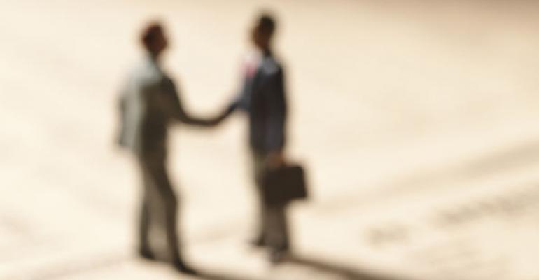 business deal shake hands
