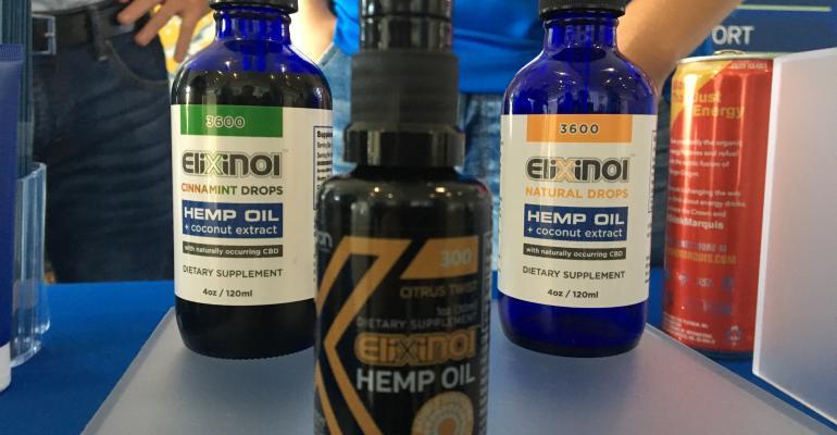 Elixinol help oil