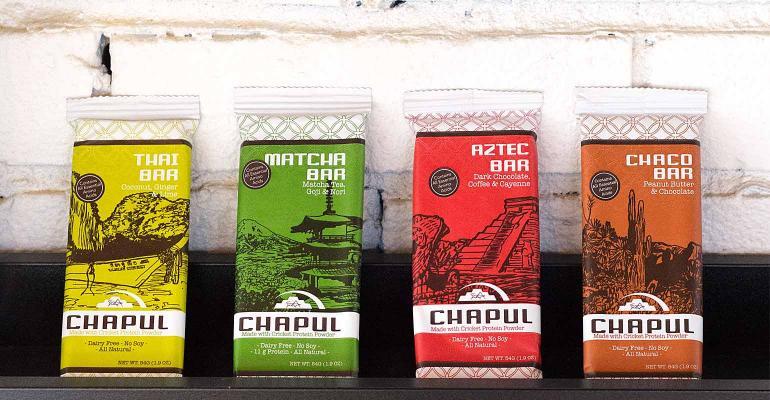 Chapul Cricket Bars
