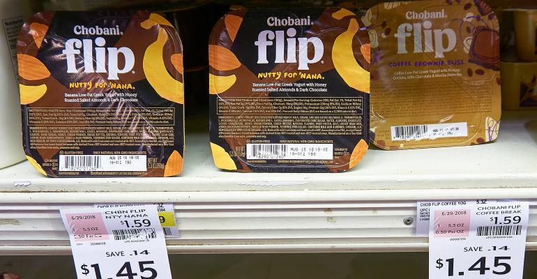 Chobani Flip