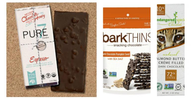 6 natural and organic bars to elevate your chocolate set