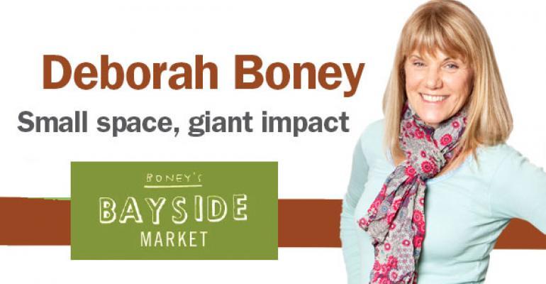 Deborah Boney, Boney's Bayside Market