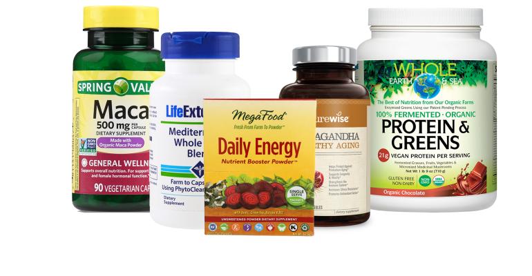 Clean label supplements