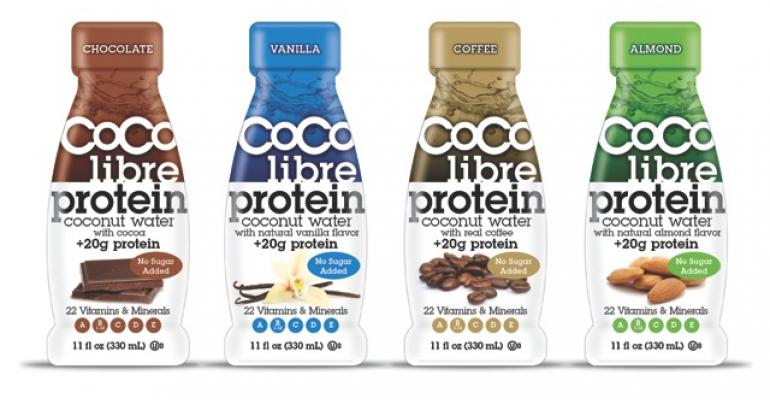 Coco Libre launches Protein + Coconut Water