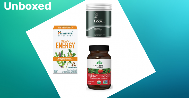 energy supplements unboxed 2021
