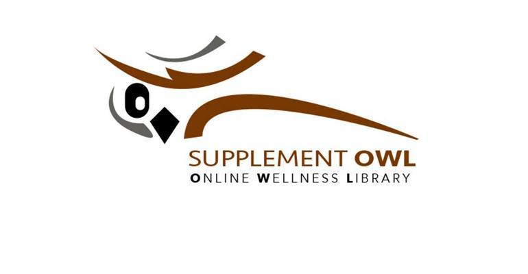OWL supplement registry logo promo