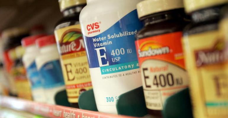CVS Private label supplements