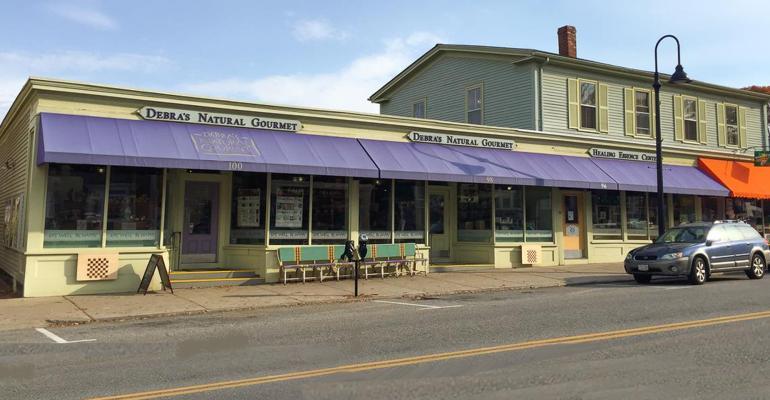 Debra's Natural Gourmet storefront