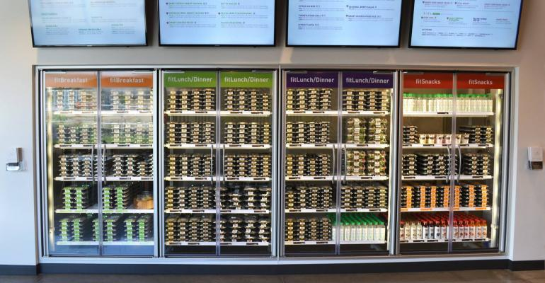 grab and go natural foods store