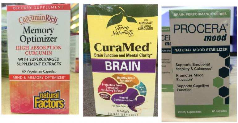 Brain health supplements
