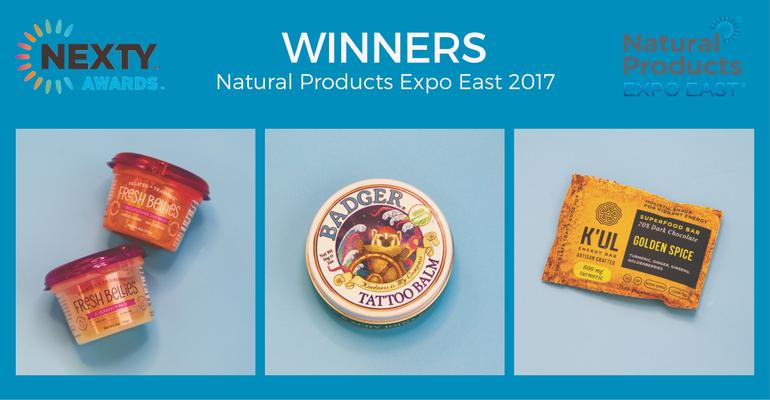 NEXTY Awards Expo East 2017