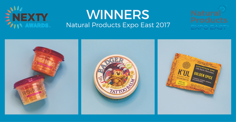 NEXTY Awards Expo East 2017