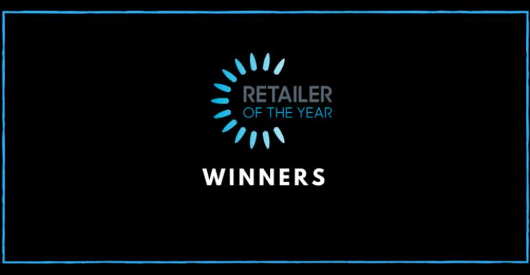 Retailer of the Year winners 2017