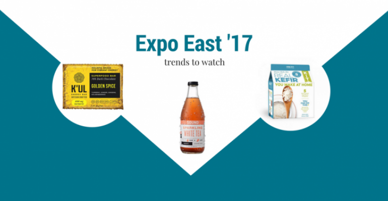 Expo East trends