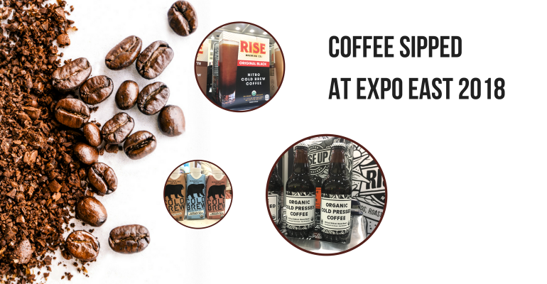 Expo East 2018 Coffee Promo Image