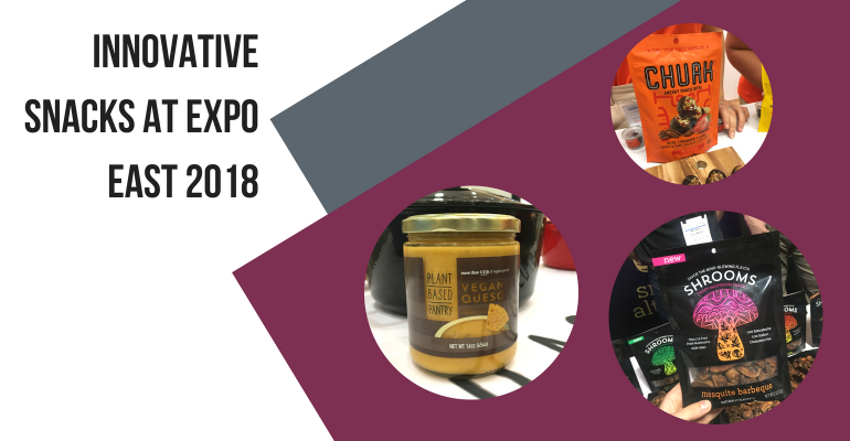 Expo East 2018 Snack Promo