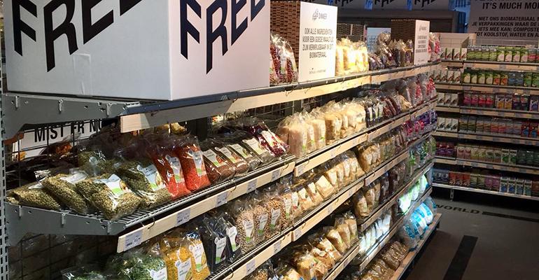 Amsterdam plastic-free aisle