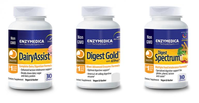 Enzymedica supplements