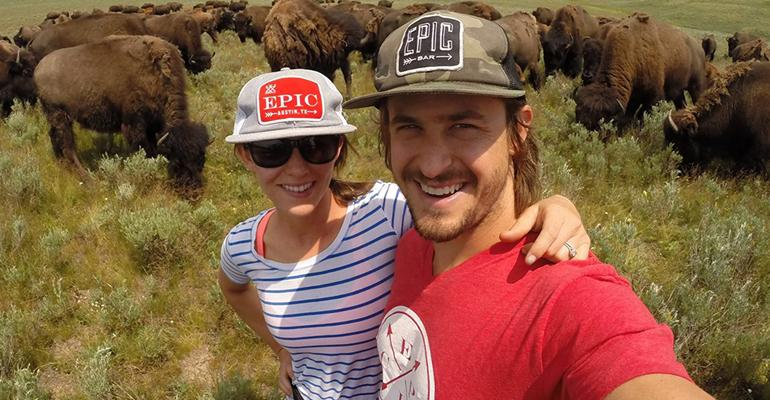 Taylor Collins and Katie Forrest of EPIC Provisions