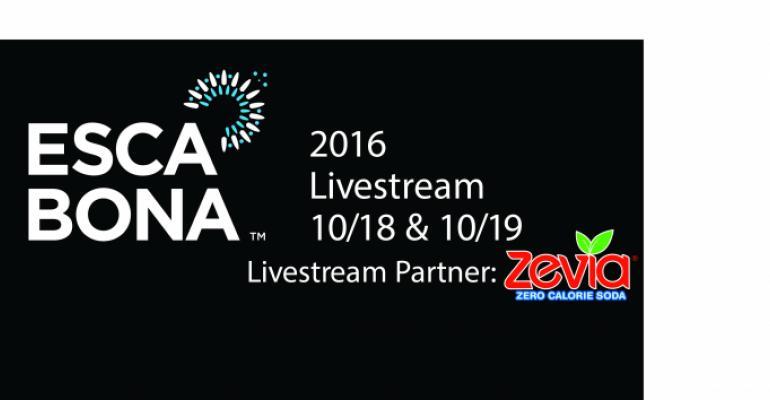 Esca Bona livestream 2016
