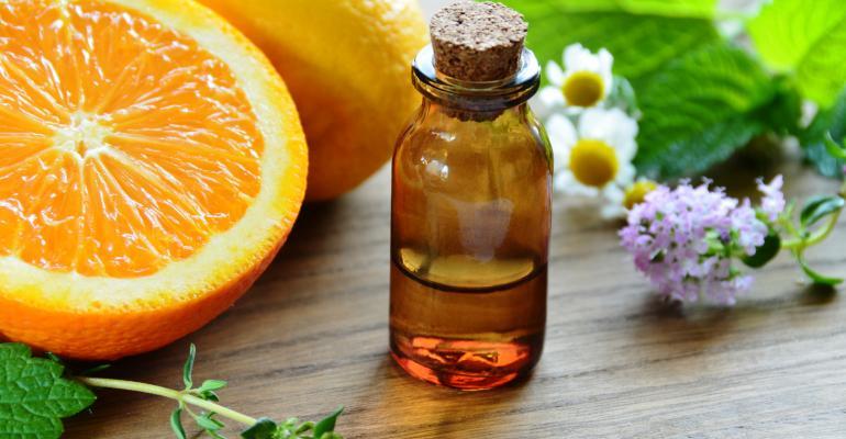 essential oils trending