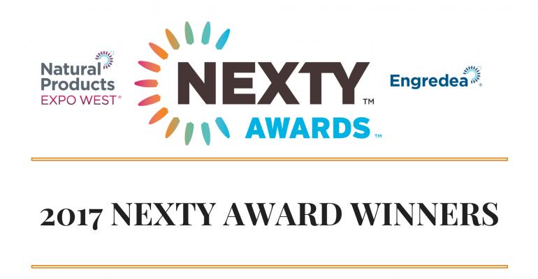 NEXTY Awards Expo West 2017