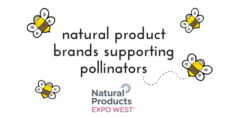 pollinator awareness at Expo West