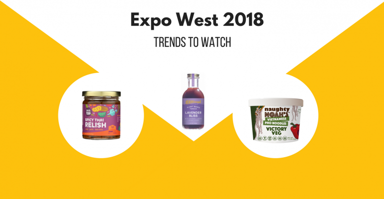 Expo West trends