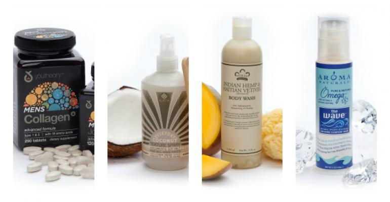 Natural Products Expo East personal care products