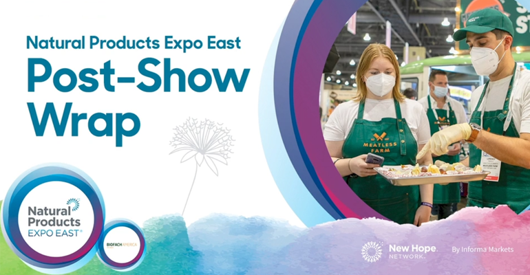 expo east post show promo