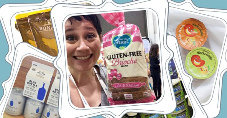 We didn39t want to miss a thing at Natural Products Expo West so we tapped the New Hope Network Blogger Coop to have a team of bloggers help us hit the show floor Here are the products they deemed their favorite finds