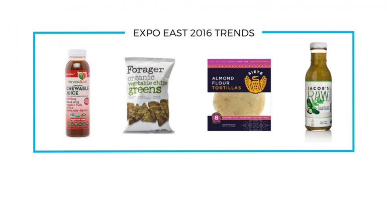natural food trends 2016 expo east