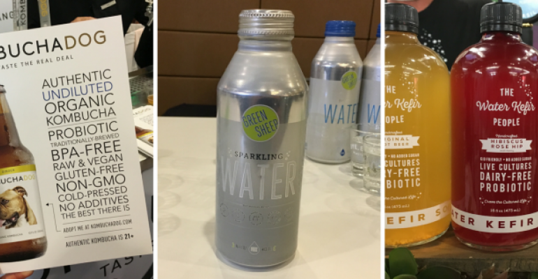 Cool Expo West Beverages