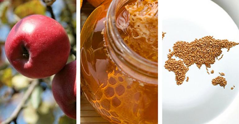 Summer Fancy Food 2016 ingredient trends apple, global and honey