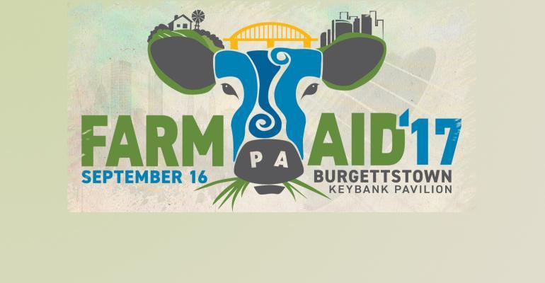 Farm Aid 2017 logo