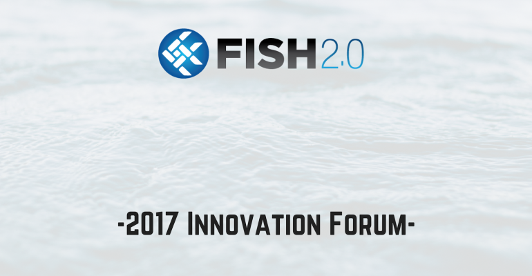 Fish 2.0 Innovation Forum Promo