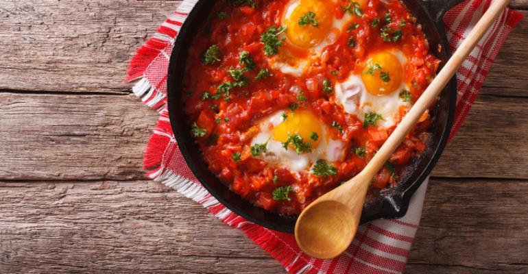 Eggs go beyond breakfast