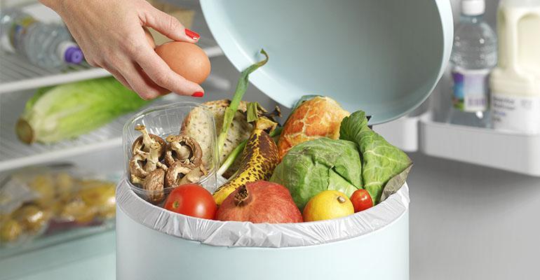food waste wealth