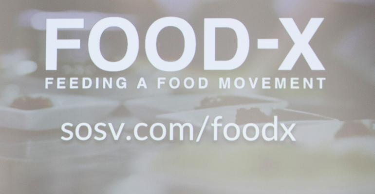 Food-X accelerator program