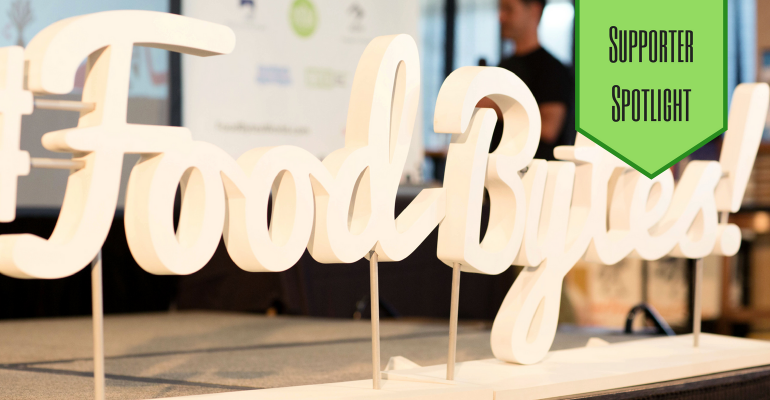 FoodBytes! sign