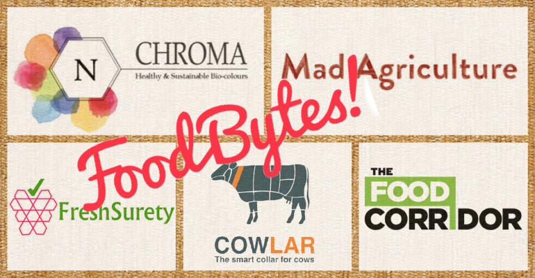 FoodBytes food tech logos