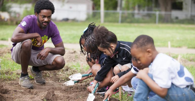 FoodCorps plants seeds for the next generation of healthy food eaters