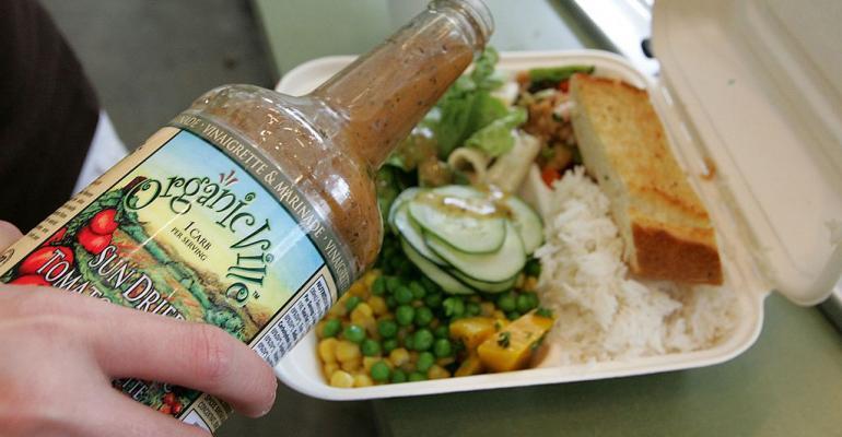 prepared foods salad