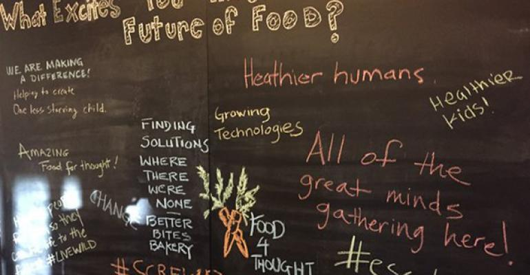 The future of food is authenticity, transparency, passion & problem solving