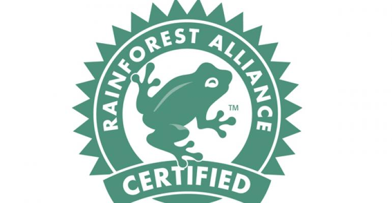 15 companies that support sustainability by working with the Rainforest Alliance