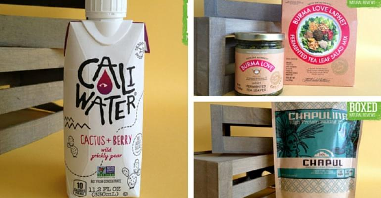 Unboxed: 11 new functional beverages, treats and more