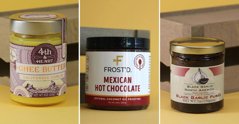 new natural condiments that feature healthy ingredients