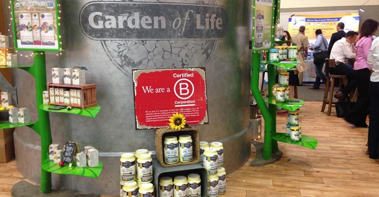 Garden of Life B corps